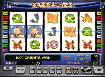 Азартные игры marko polo бесплатные игровые автоматы без регистраций смс